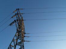 drát elektrického vedení