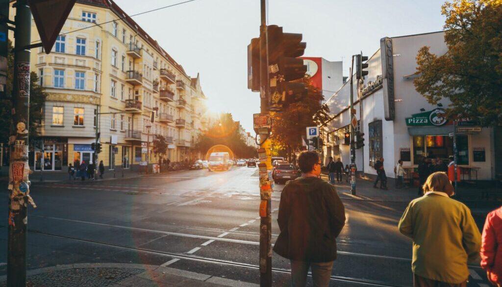 lidé v Německu