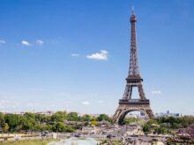 Eiffelova věž,Francie