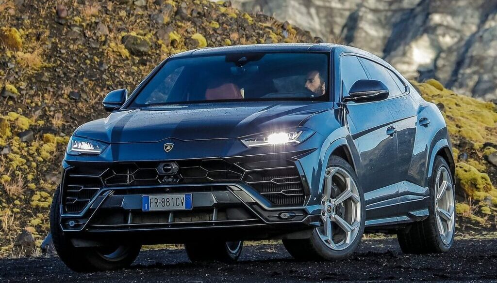 Lamborghini-Urus