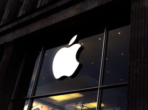 Apple Store shop front